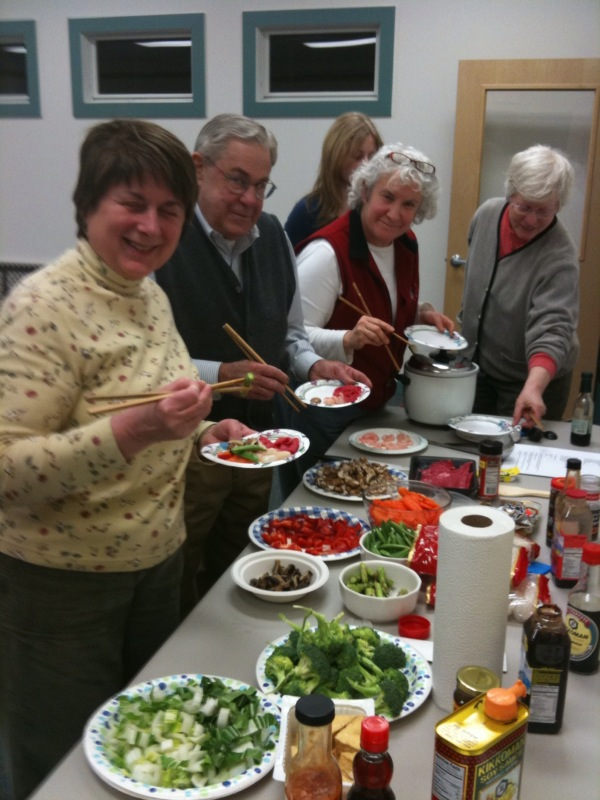 adult cooking classes Maine